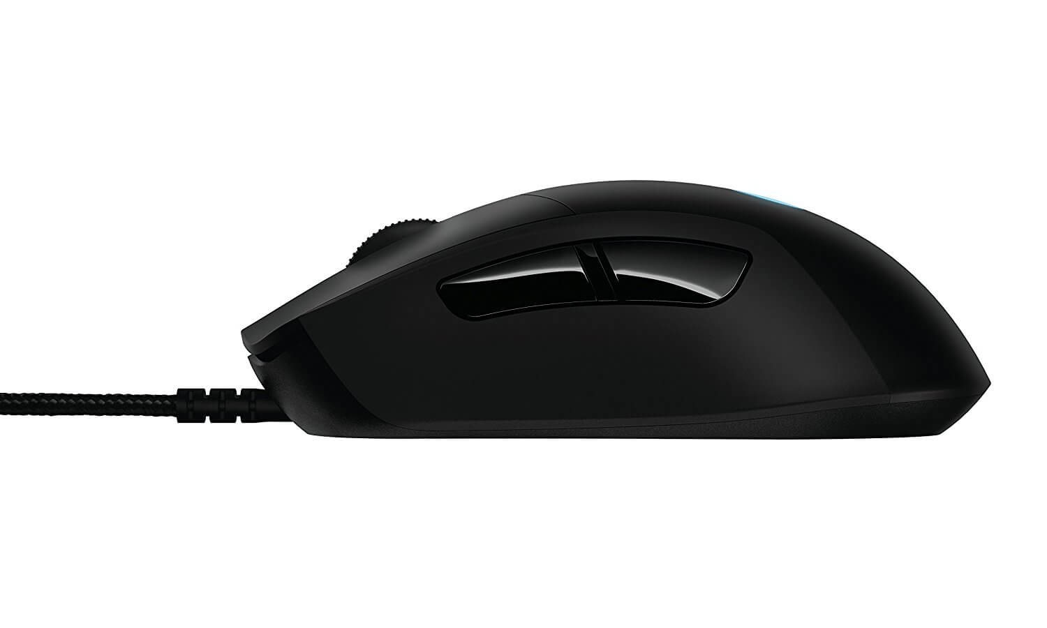Side view of Logitech G403